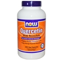 NOW Quercetin with Bromelain,  240 Vcaps