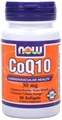 NOW COQ10 30mg, 90 Softgels