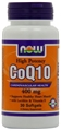 NOW COQ10 400mg, 30 Gels