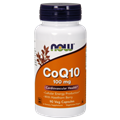 NOW COQ10 100mg, 90 Vcaps