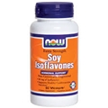 NOW Soy Isoflavones, 60mg, 60Vcaps