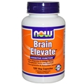NOW Brain Elevate, 120caps
