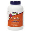 NOW Adam Men's Multiple Vitamin, 120 tabs