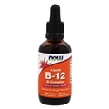 NOW B-12, Liquid B-Complex, 2oz