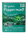 Now - Peppermint Tea, Organic Bold and Refreshing