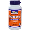 NOW Cranberry Extract, 90 Vcaps, Standardized