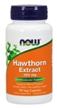 NOW Hawthorn Extract, 300 mg, 90 Vcaps