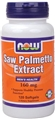 NOW Saw Palmetto Extract, 160mg, 120 gels