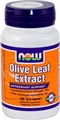 NOW Olive Leaf Extract, 18% Oleuropein, 50 caps