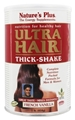 Nature's Plus Ultra Hair® Thick-Shake French Vanilla -- 1 lb