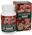 Nature's Plus - Ultra Cranberry 1000 Sustained Release - 90 Tablets