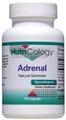 Nutricology  Adrenal Natural Glandular  150 Caps