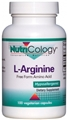 Nutricology  L-Arginine  500 mg  250 Vegicaps