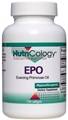 Nutricology  EPO Evening Primrose Oil  120 Softgels