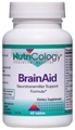 Nutricology  BrainAid Neurotransmitter Support Formula*  60 Tabs