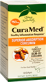 EuroPharma Curamed, 750mg, 120 softgels