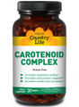 Country Life  Carotenoid Complex  60 Softgels