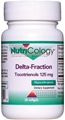 Nutricology  Delta-Fraction Tocotrienols 125 mg  30 sg
