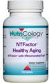 Nutricology  NTFactor® Healthy Aging  120 Tablets