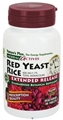 Nature's Plus - Herbal Actives Extended Release Red Yeast Rice 600 mg. - 30 Tablets