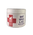 Montana Emu Ranch  Hot Spice & Ice Herbal Pain Reliever  2oz