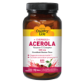 Country Life  Chewable Acerola 500 mg  180 Wafers