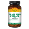Country Life  Grape Seed Extract 200 mg  60 Vcaps