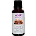 NOW Cinnamon Bark Oil, 1oz, 100% Pure