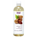 NOW Almond Oil, 16oz, Sweet
