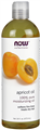 NOW Apricot Oil, 16oz