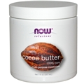 NOW Cocoa Butter, Pure 7oz
