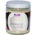 NOW Coconut Oil, 7 oz