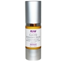 NOW COQ10 Antioxidant Serum, 1 fl. oz.