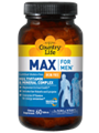 Country Life  MAX For Men Iron Free  120 Tabs
