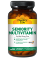 Country Life  Seniority Multivitamin  120 Vcaps