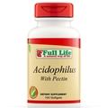 Full Life - Acidophilus with Pectin 60 caps