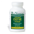 Rx Vitamins  Activated Enzyme Formula  90 Caps