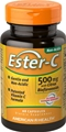 American Health Ester-C, 500mg, 240 caps