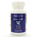 Allergy Research  Biotin 5000  60 Caps