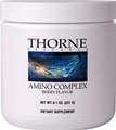 THORNE RESEARCH  Amino Complex  Berry Flavor  8.1 OZ