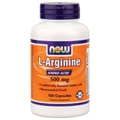 NOW L-Arginine, 500mg, 100caps