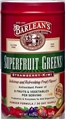 Barleans Superfruit Greens, Strawberry-Kiwi, 9.52 oz