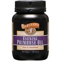 Barleans Evening Primrose Oil, 120 Gels