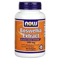 NOW Boswellia Extract, 500mg, 90 Gels