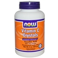 NOW Vitamin C Crystals, 8oz