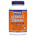 NOW Vitamin C Crystals, 1 lb Pure Vitamin C