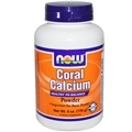 NOW Coral Calcium Powder, 6oz