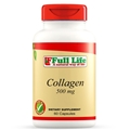 Full Life - Collagen 500mg 60caps