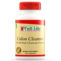 Full Life - COLON CLEANSER 120 CAPSULES