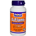 NOW D-Flame, 90 Vcaps